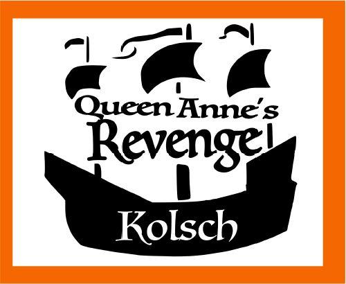 Queen Anne's Revenge – Kolsch