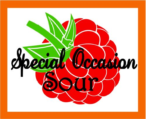 Special Occasion Raspberry Sour