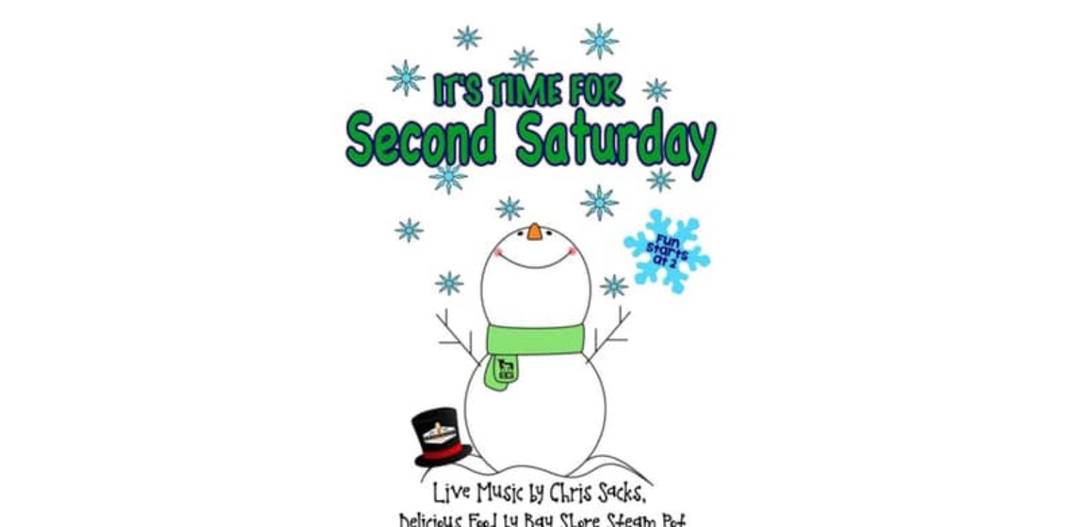 Second Saturday – January 2019
