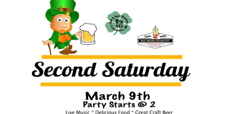 March Second Saturday